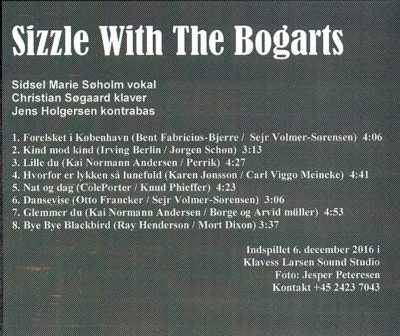 Sizzle With The Bogarts