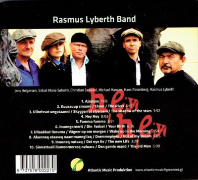 Rasmus Lyberth Band